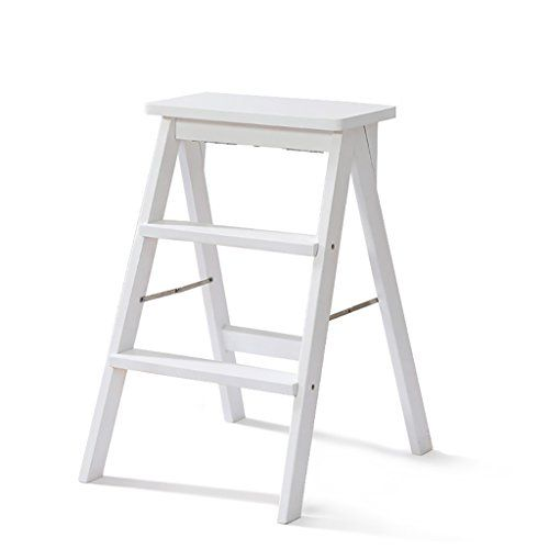 Fantastic Ladder Chair 2 Step Ladder Folding 3 Tier Ladder Stool Wood Gmtry Best Dining Table And Chair Ideas Images Gmtryco