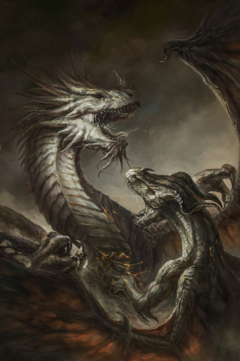 Art by joe requeza dragon spirit with images pet