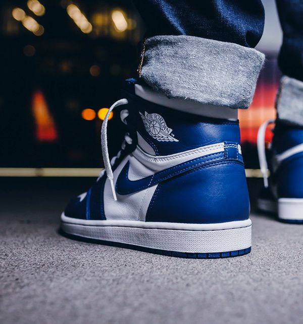 air jordan 1 storm blue stock x discount code