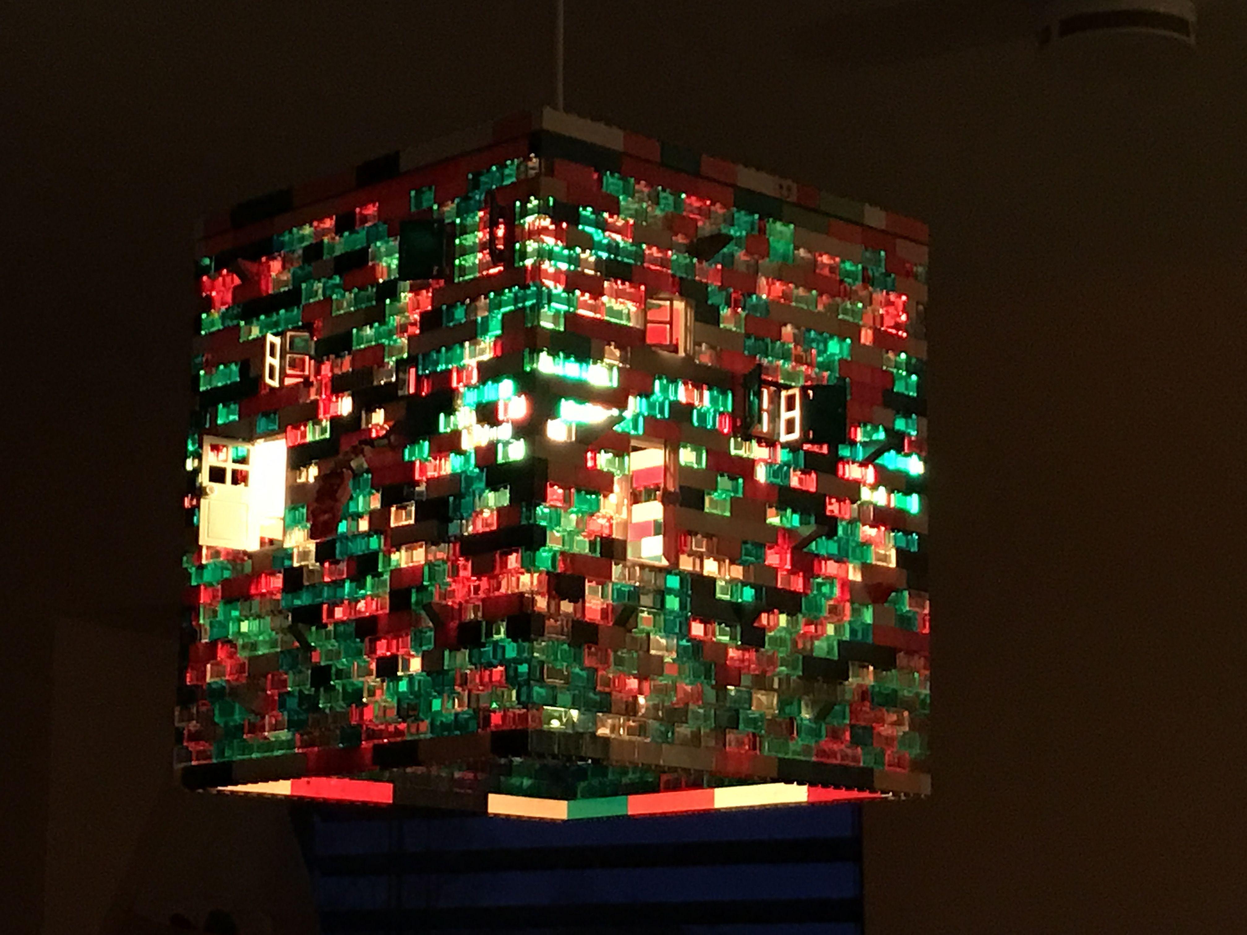 das neue kinderzimmer-highlight lego leuchte lego lampe | lego