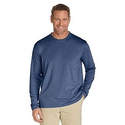 Buy men's UV sun protection T-shirts and long sleeve shirts from Coolibar. Our men's sun protective clothing is designed for comfort, style and maximum sun protection.