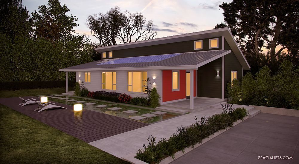 5 Eco Friendly Prefab Homes You Can Order
