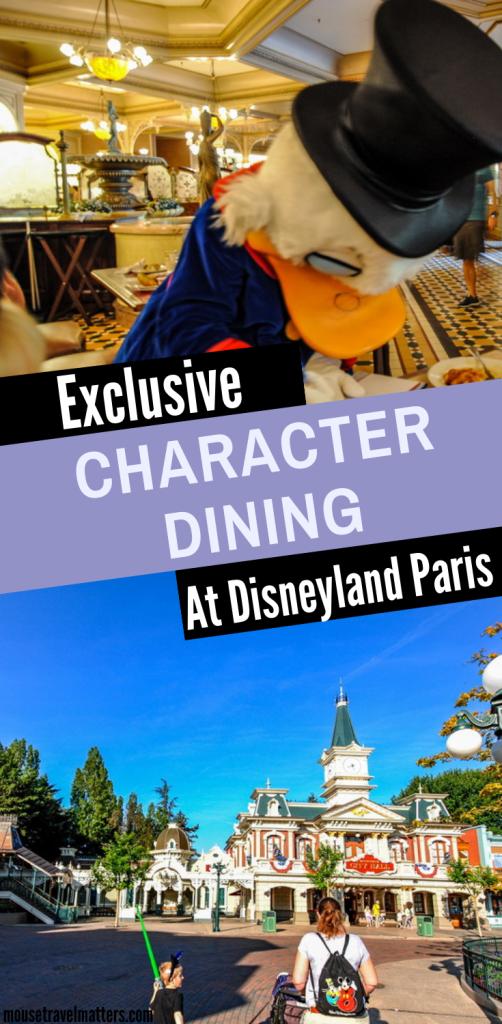 Photo of Exklusives Disneyland Paris Character Dining • Maus-Reiseangelegenheiten