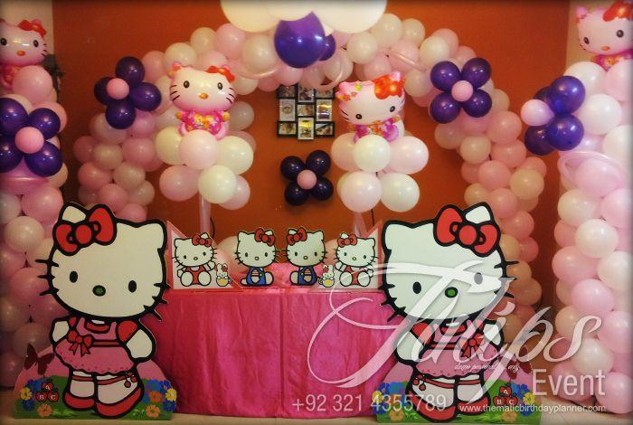 hellokittybirthdaypartythemedecorationplannerpakistanjpg