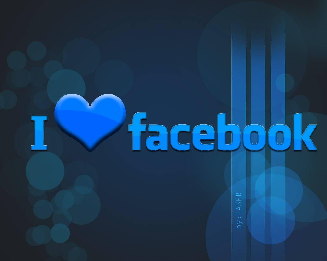 Wallpapaer For Facebook Com Love Facebook Wallpaper Facebook