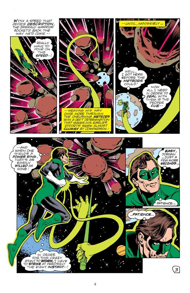 08b29e00c3ec Green Lantern  Sector 2814 Vol. 1 – Preview