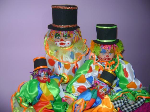 Bonecas de pano para o dia das crianças - Vila Velha