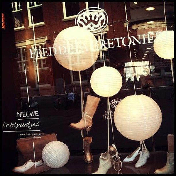 Fred de la Bretoniere store, Utrecht, Holland ( shoes )