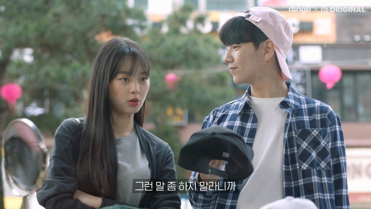 المسلسل الكوري المدرسي ليس روبوت الحلقة 8 Drama Fever Told You So Kdrama