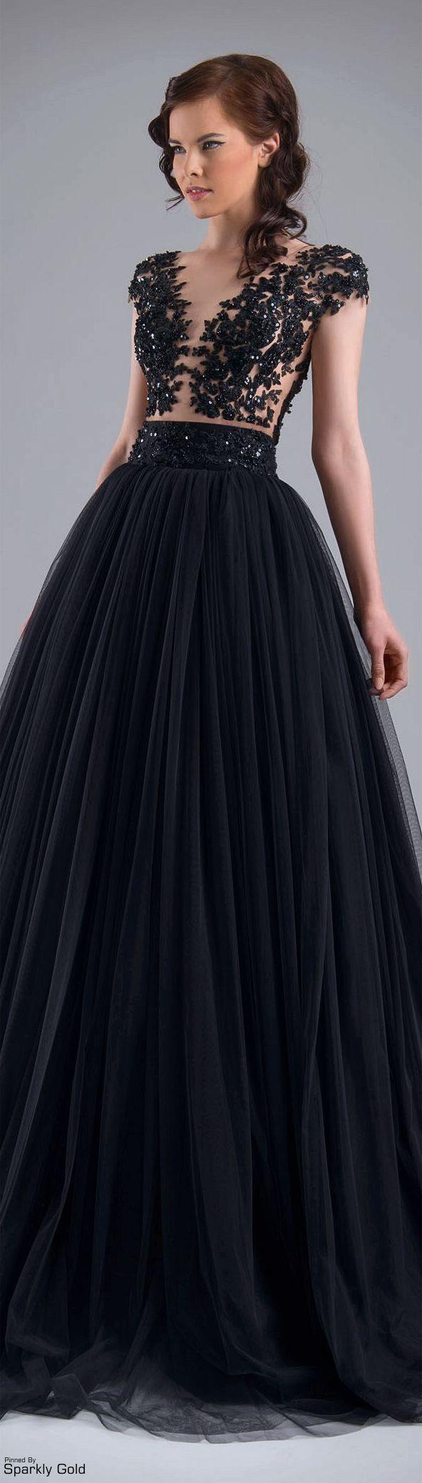 Chrystelle atallah ss moda pinterest long evening gowns