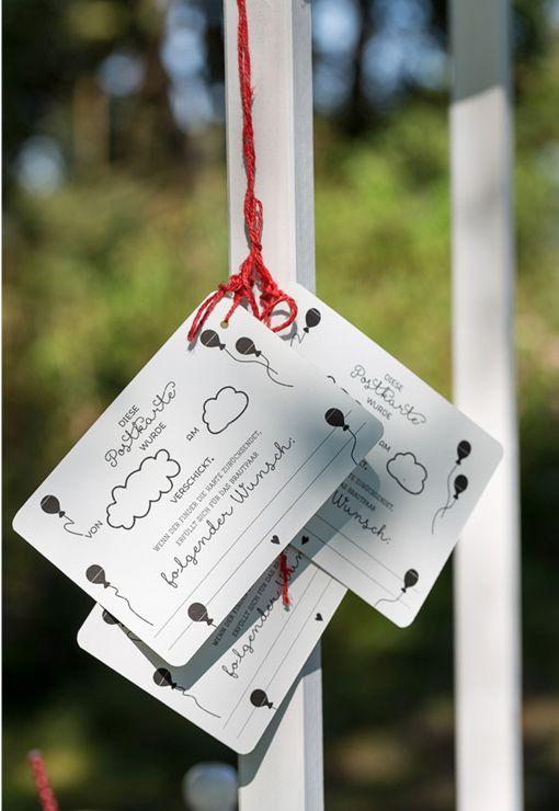 Diy Wedding Luftballonkarten Geschenk Hochzeit Karte Hochzeit Ballons Hochzeit