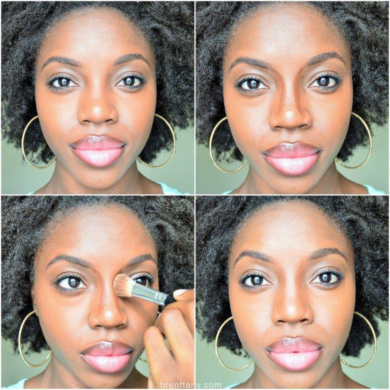 Contouring How to Contour Your Nose Nose contouring