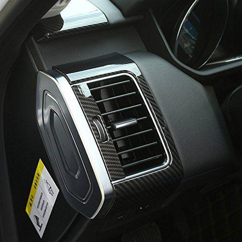 ICYMI: Fibre de carbone Plastique ABS Intérieur Climatisation Outlet ...
