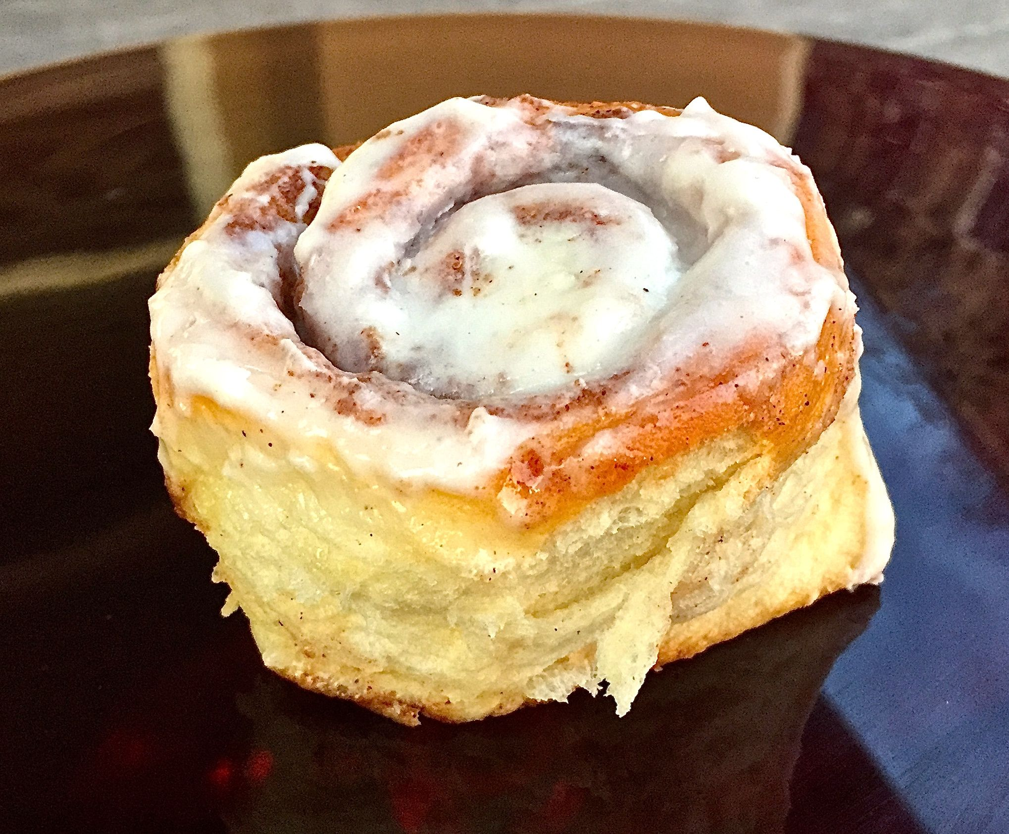 Cinnamon Roll Recipe Rolls Kitchenaid Mixer