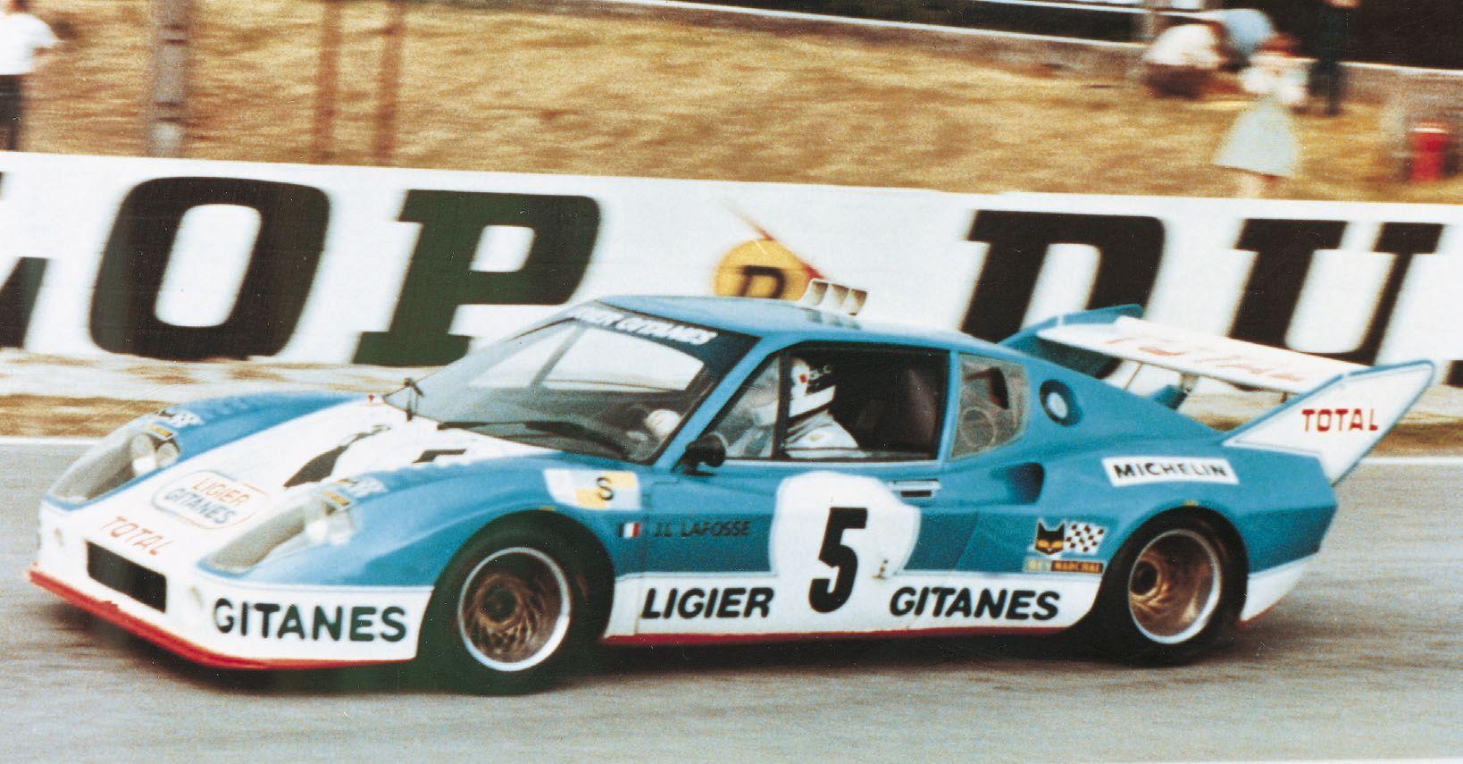 Porsche 911 RSR Harley – Le Mans 1975 – 01 » Maqueteos