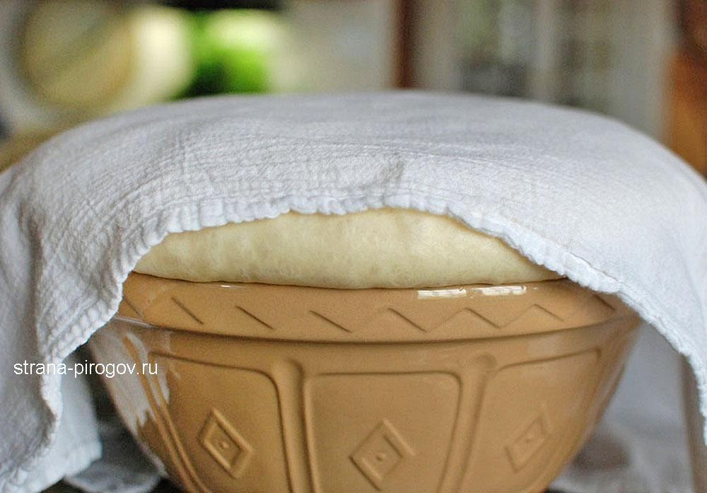 пирожки в духовке рецепт с фото на дрожжах сухих