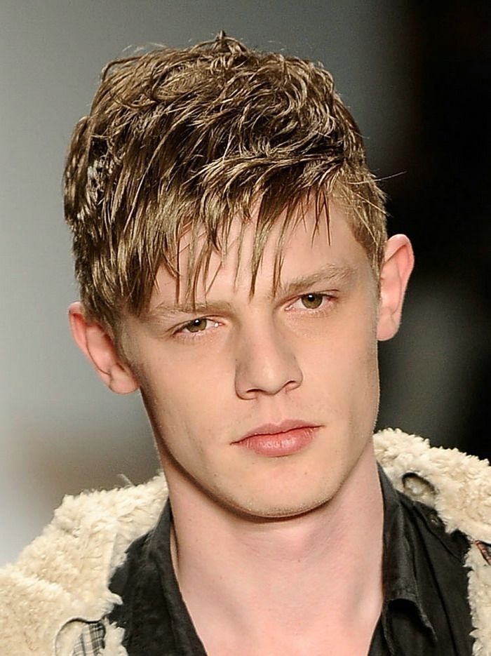 New Cool New Hairstyles For Men Medium Mens Hairstyles Pinterest