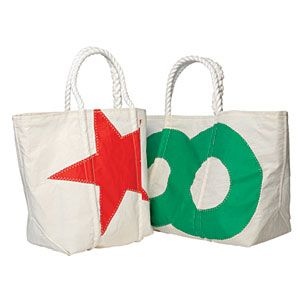 Seabags...super chic and eco friendly!!