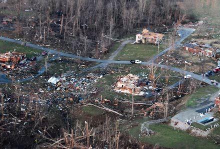 henryville tornado photos | Terrible Tragedy': Henryville devastated by tornado14 deaths ...