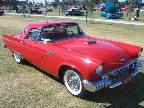 Pin By Antonio Aguilar On Classic Cars Classic Cars Australia Ford Thunderbird Classic Cars