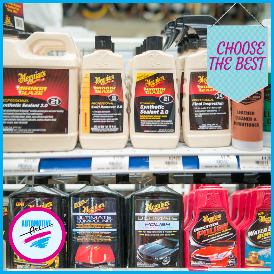 For All Your Car Detailing Products Choose The Best Meguiar S