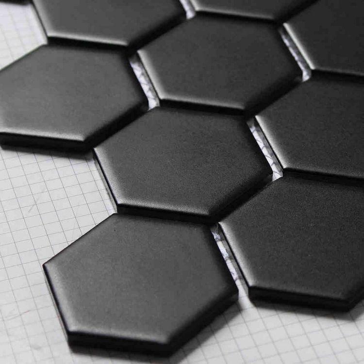 Matt Font B Hexagon B Font Ceramic Font B Mosaic B Font Font B