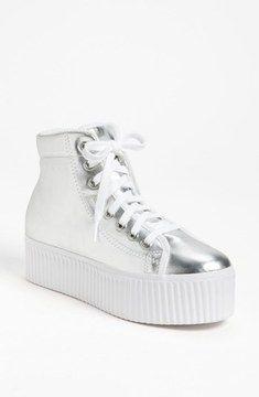 Jeffrey Campbell 'Hiya' Sneaker on shopstyle.com