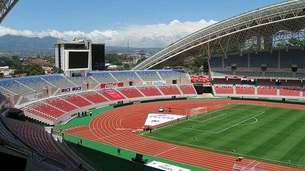 Es el Estadio Nacional de San José, Costa Rica. Que era costoso para construir.