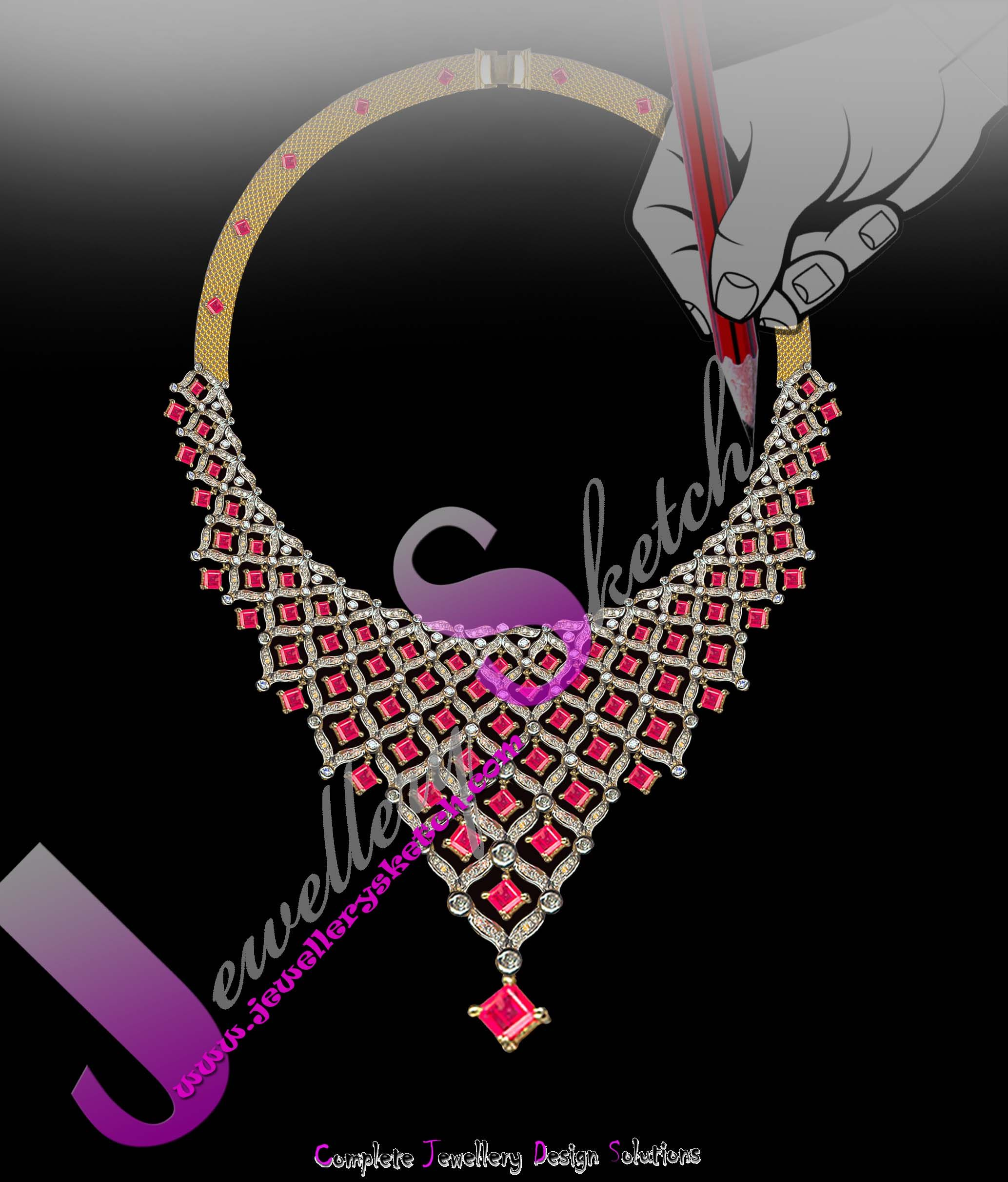 Find Indian sketch Jewellery designer, jewellery design course ...