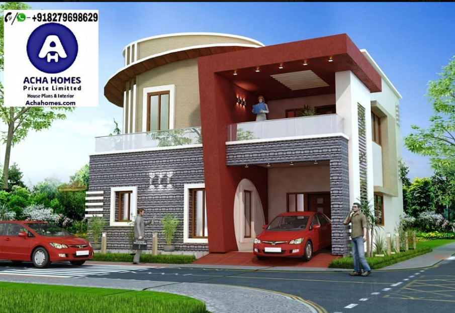 List Of 2500 To 3000 Square Feet Modern Home Design With 4
