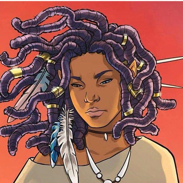 Black Art Black Girl Art Black Cartoon Black Women Art