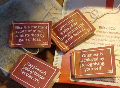 yogi tea spreuken More Yogi Tea Wisdom. | Coffee, tea, and other hot drinks. | Tea  yogi tea spreuken