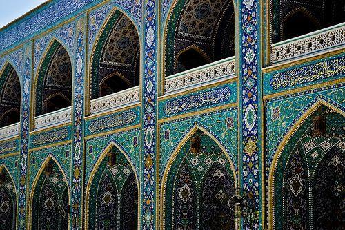 tomb shrine of Imam Musa al-Kadhim and Muhammad al-Jawad