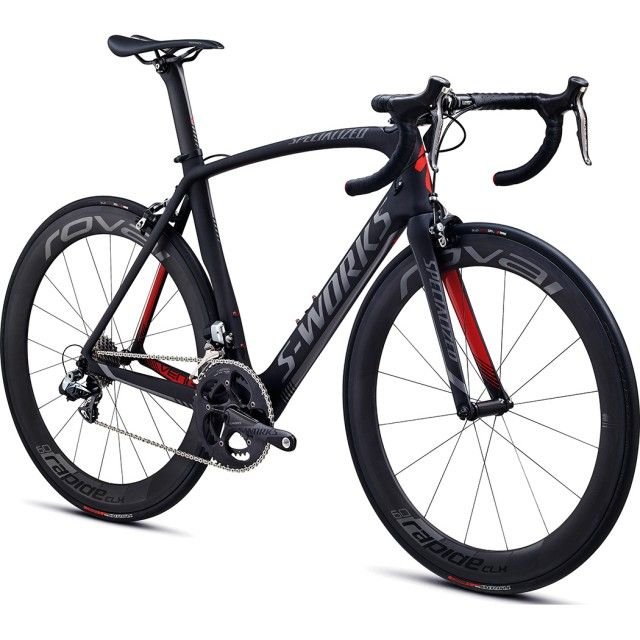 Specialized Venge S-Works McLaren Di2, 2013