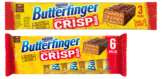 Nestle Butterfinger Recall; plastics #candy #chocolate #sweet #food #love #sweets #crush #yummy