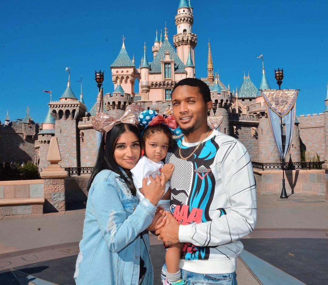 Nisha Sonali On Instagram Soso Went To Disneyland For The