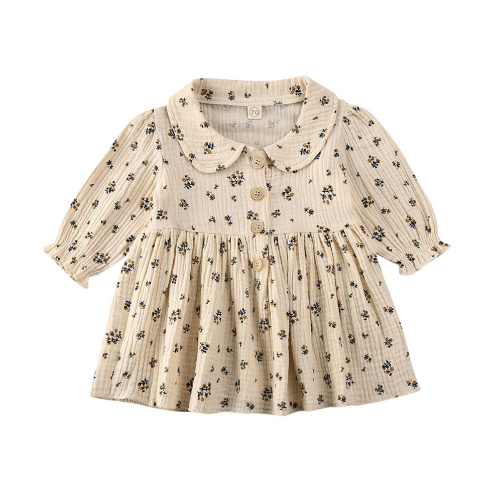 Amazon Com Toddler Baby Girl Long Sleeve Dresses 2t 3t 4t Newborn Infant Cotton Linen Casual Playwear In 2020 Girls Long Sleeve Dresses Linen Casual Girls Long Sleeve [ 1000 x 1000 Pixel ]