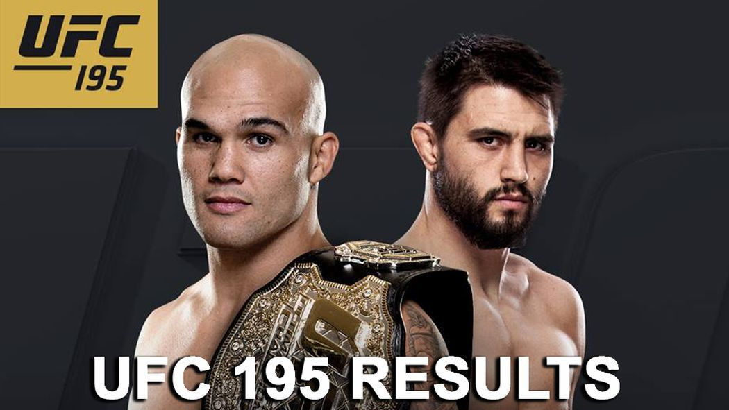 Live! UFC 195 Results And PlayByPlay! Ufc, Ufc fight