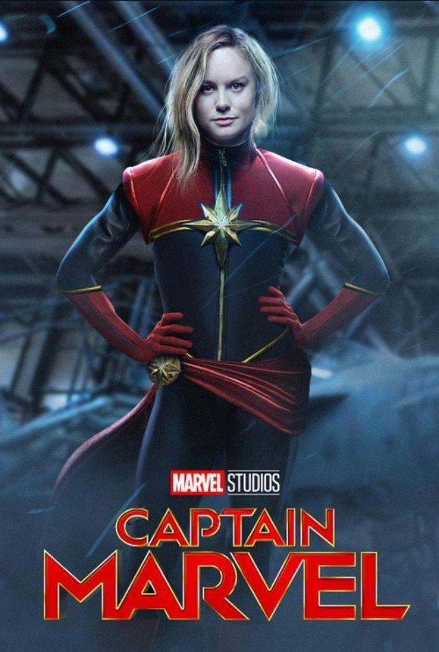 Pin On Captain Marvel 2019