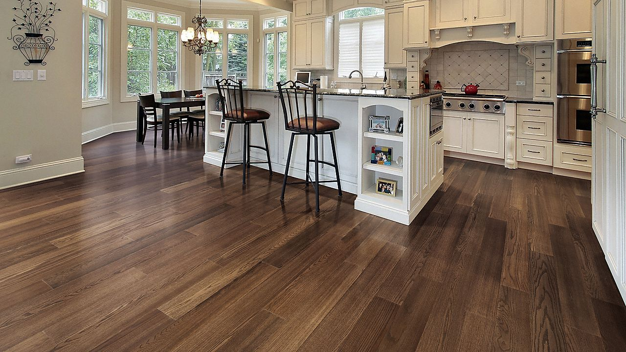 Aquaseal 24 Engineered 5 6mm X 5 1 8 Bistro Brown Oak Engineered Hardwood Flooring Oak Engineered Hardwood Engineered Hardwood Flooring Engineered Hardwood