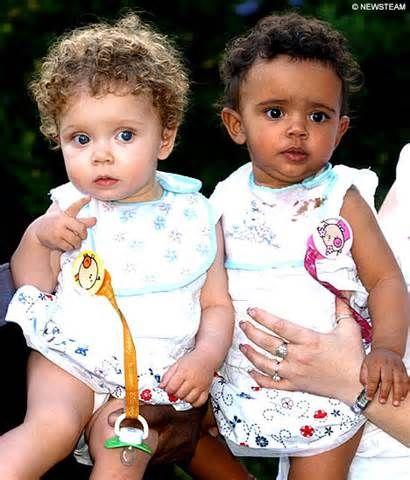 Blue Eyed Marcia Has Inherited Their Mother Amanda S Fair