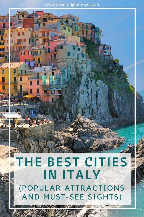 Photo of The Best Cities in Italy: Popular Attractions and Must-See Sights