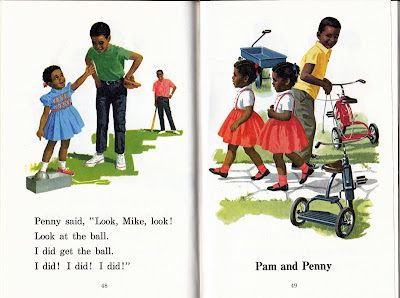 Dick and jane sample pages
