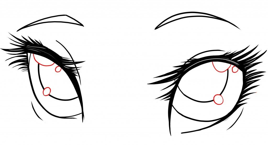 Johnnybro S How To Draw Manga Drawing Manga Eyes Part Ii Eye Drawing Drawings Manga Eyes