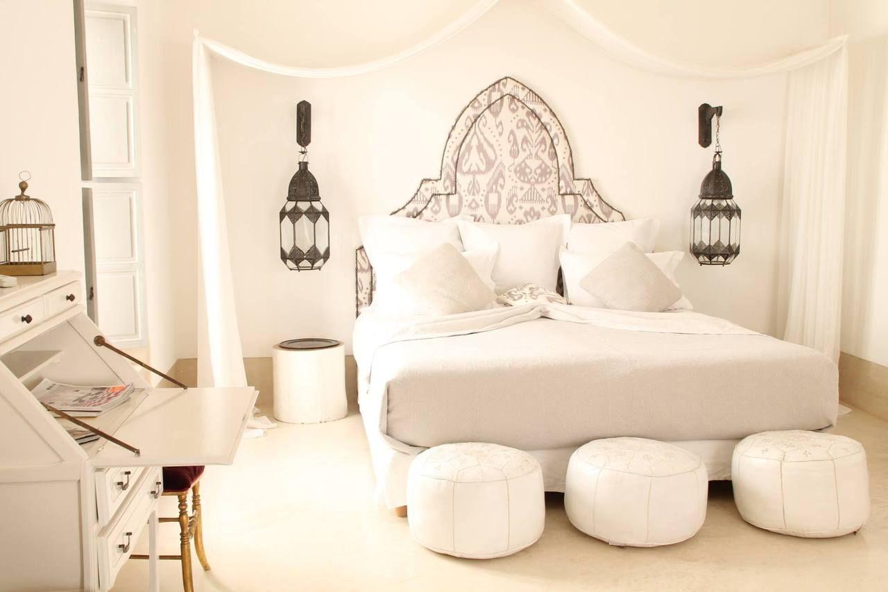Marokkaanse slaapkamer | Stijl:bohemian | Pinterest - Marokkaanse ...