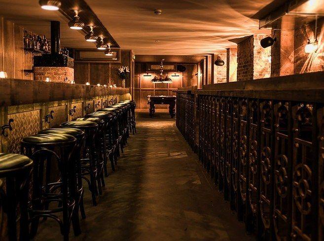 Original Sin | 17 bares subterráneos en Londres que tienes que visitar antes de morir