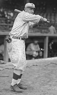 """Charles Dillon """"Casey"""" Stengel, """"The Old Perfessor"""", was an American Major League Baseball outfielder and manager. He was elected to the Baseball Hall of Fame in 1966.  Stengel was born in Kansas City, Missouri. After his major league career began, he acquired the nickname """"Casey"""", which originally came from the initials of his hometown (""""K. C."""")."""