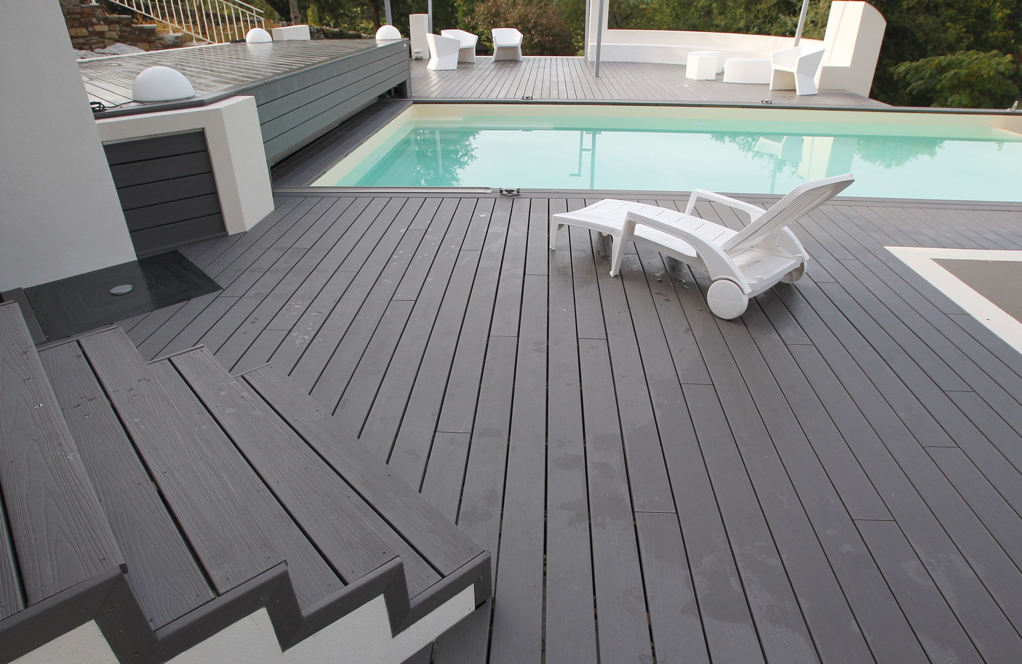 Lamelle Composite Pour Terrasse