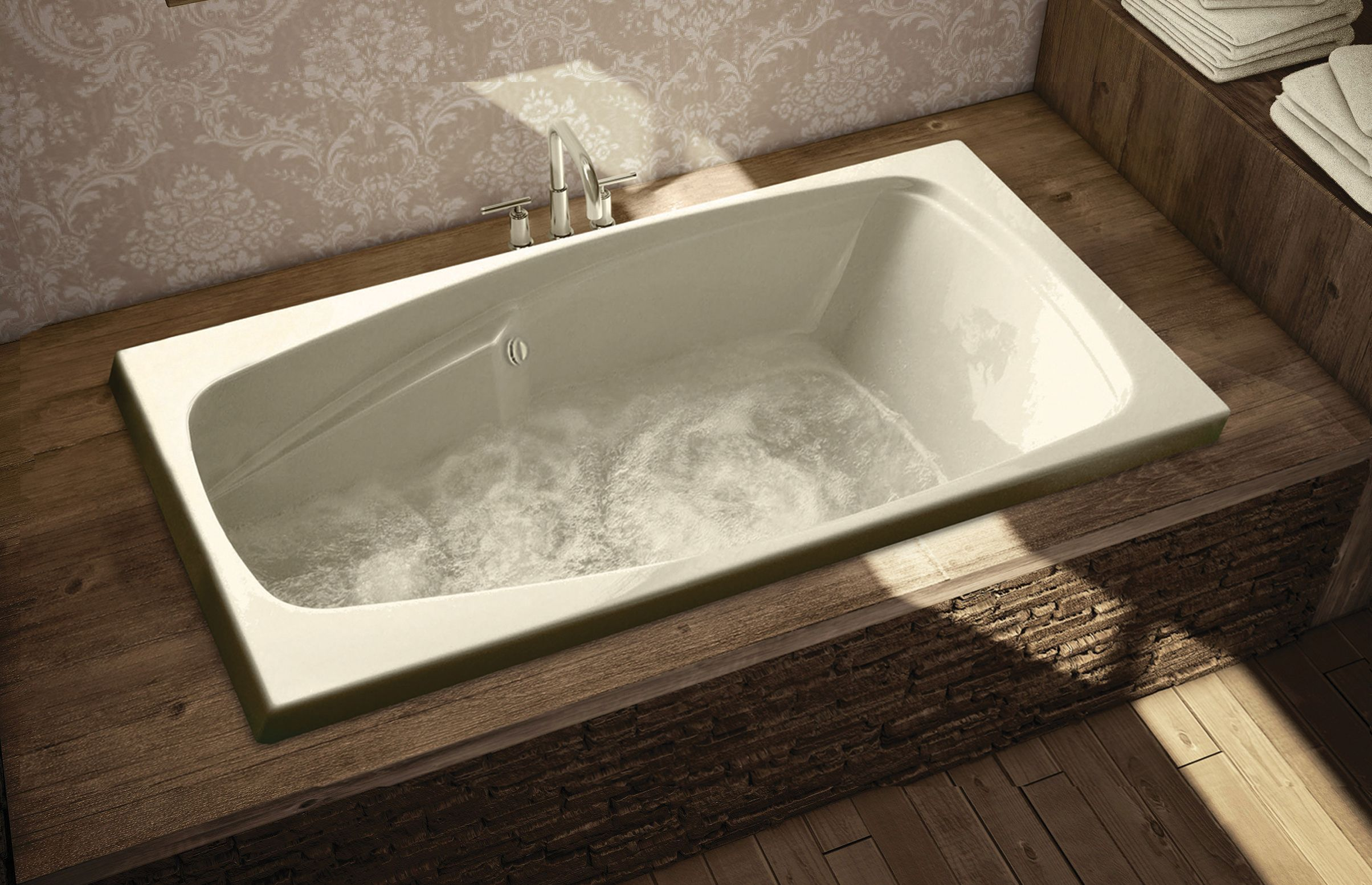 SIMPLICITE Alcove or Drop-in bathtub - MAAX Professional ...