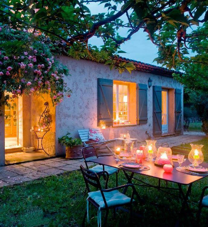 Una casa a Grasse   Shabby Chic Mania by Grazia Maiolino